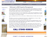 HD Property Management, angleterre