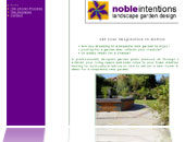 Noble Intentions, angleterre