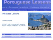 portuguese lessons - formation portuguese, angleterre