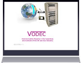 Vodec Industrial - Communications, angleterre